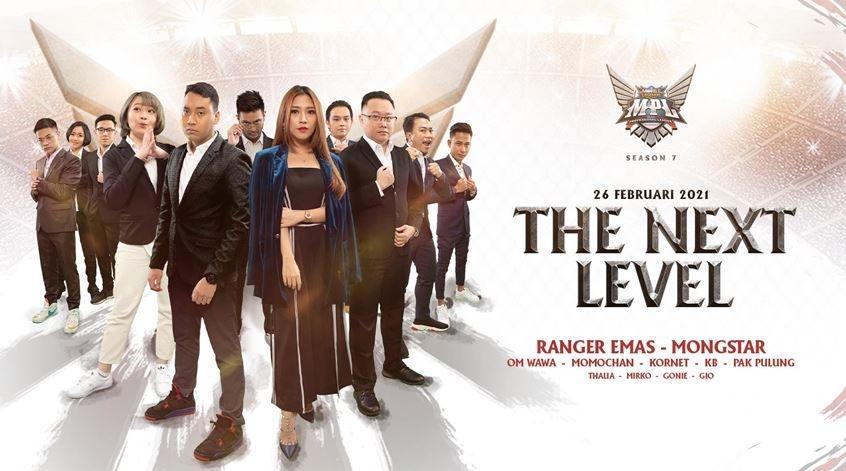 MPL Indonesia Season 7. (Dok. Moonton)
