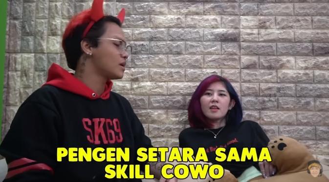 Listy Chan dan Ericko Lim. (youtube/ErickoLim TV)