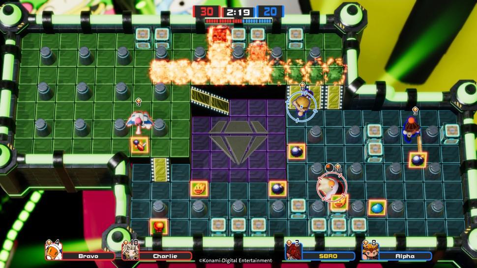Super Bomberman R Online. (Konami)