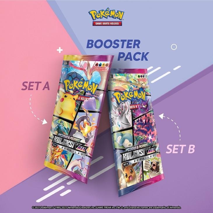 Koleksi VMAX Berkilau Pokemon TCG. (Pokemon)