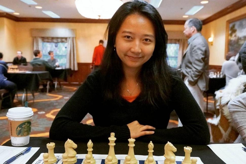 Irene Sukandar - Grandmaster Wanita Catur Indonesia. (Instagram/ irene_sukandar)