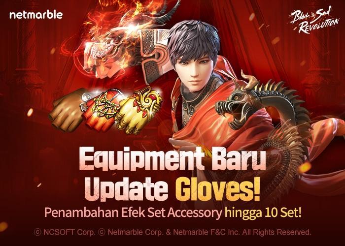 Blade&Soul Revolution update baru. (Netmarble)