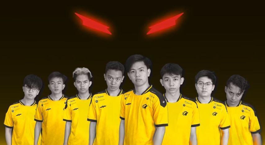 Roster ONIC Esports untuk MPL Season 7. (YouTube/ ONIC Esports)