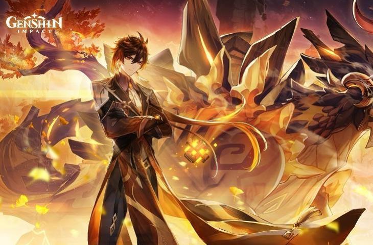 Genshin Impact update v1.5. (miHoYo)