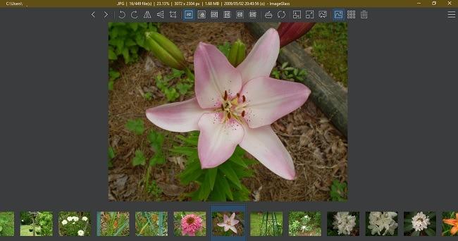 Imageglass Alternatif Foto Windows 10