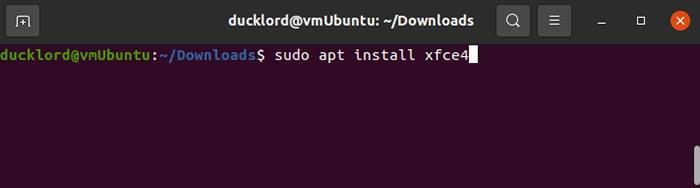 Mempercepat Instalasi Ubuntu Xfce