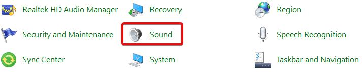 Windows Meningkatkan Suara