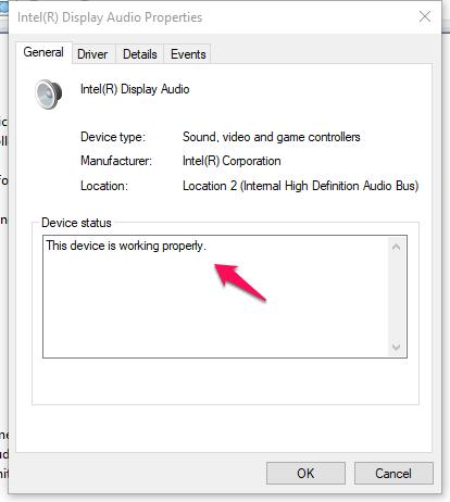 windows10-mikrofon-driver-status