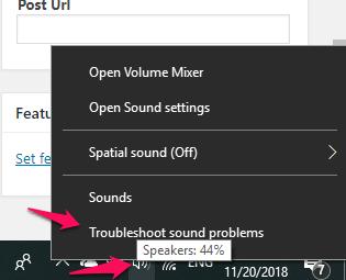 windows10-mikrofon-pemecahan masalah