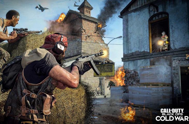 Map Standoff COD Black Ops Cold War. (Activision)