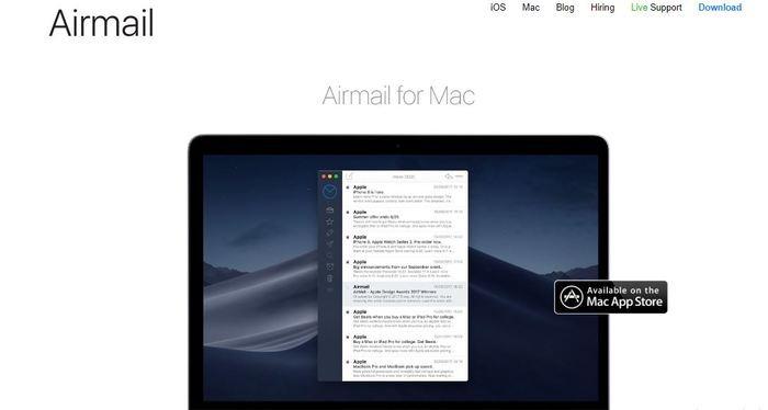 Alternatif Terbaik Apple Mail, Mac User Airmail