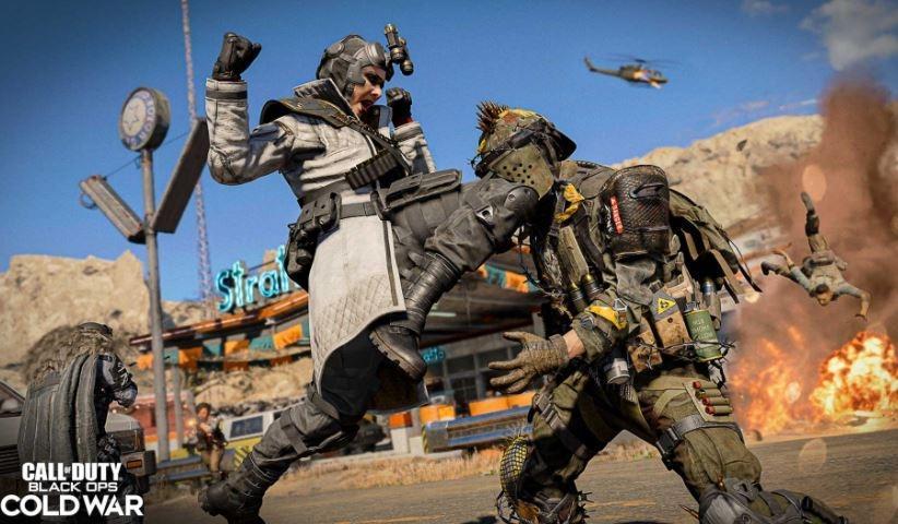 Map Diesel Black Ops Cold War. (Activision)