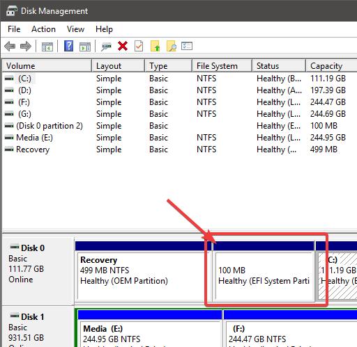uefi-bios-win10-disk-management-efi-partition