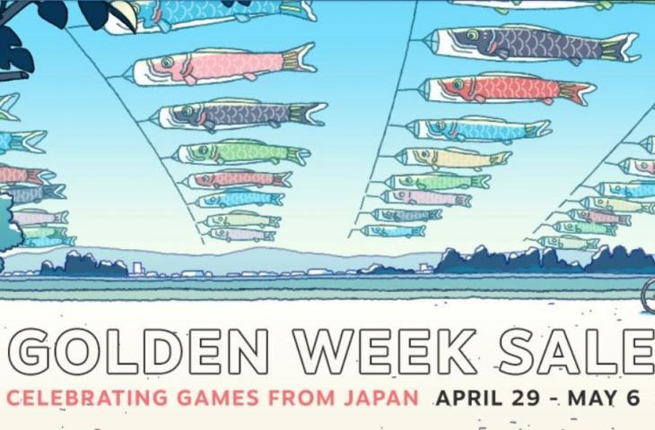 Steam Golden Week Sale 2021. (Steam)