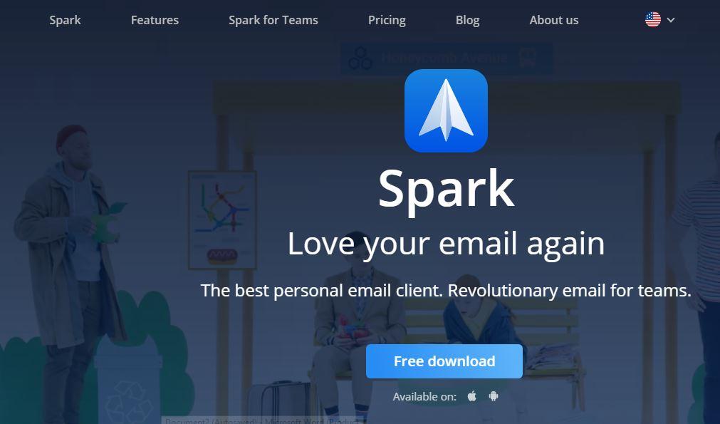 Alternatif Terbaik Apple Mail, Spark Pengguna Mac