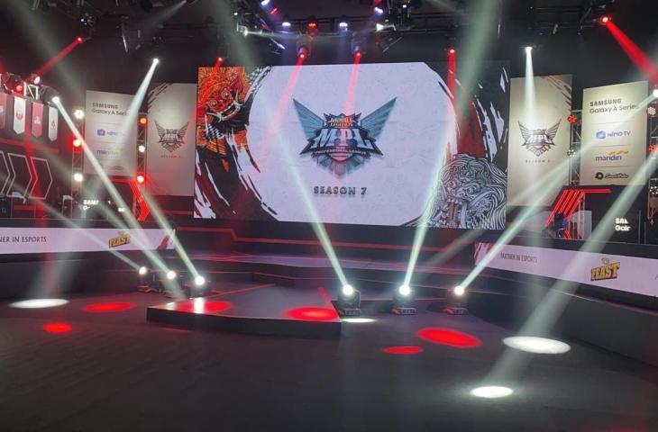 Ilustrasi logo MPL Season 7. (Dok. MPL Indonesia)