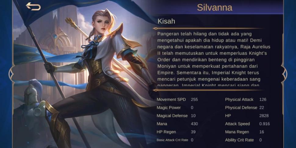 Hero Silvanna. (HiTekno)