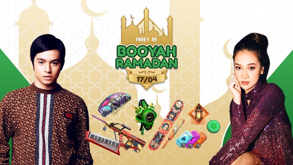Even Booyah Ramadan. (Garena)