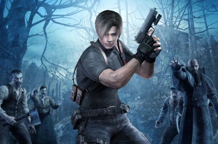 Karakter di Resident Evil 4. (Capcom)