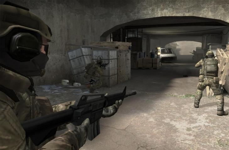 Counter Strike: Global Offensive. (Steam)