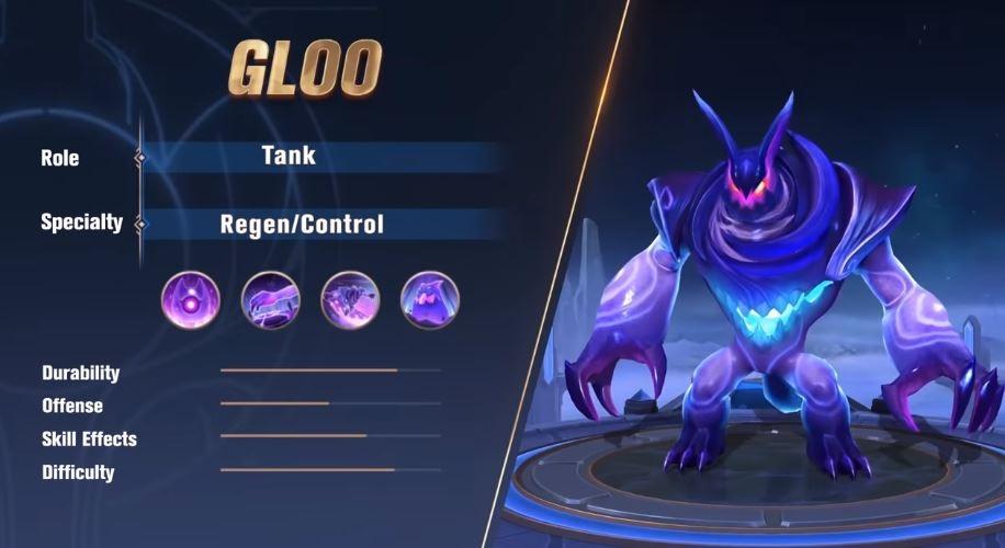 Gloo jadi hero baru Mobile Legends yang datang pada April 2021. (YouTube/ Mobile Legends Bang Bang)