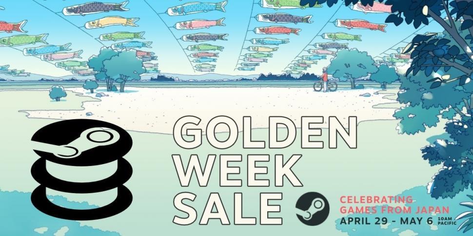 Steam Golden Week 2021. (SteamDB(