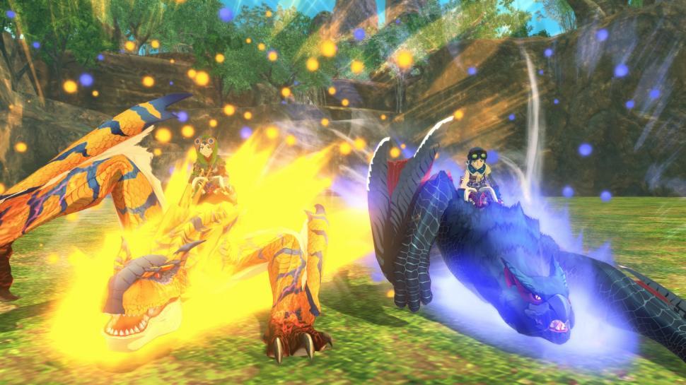 Monster Hunter Stories 2 Wings of Ruin. (Capcom)