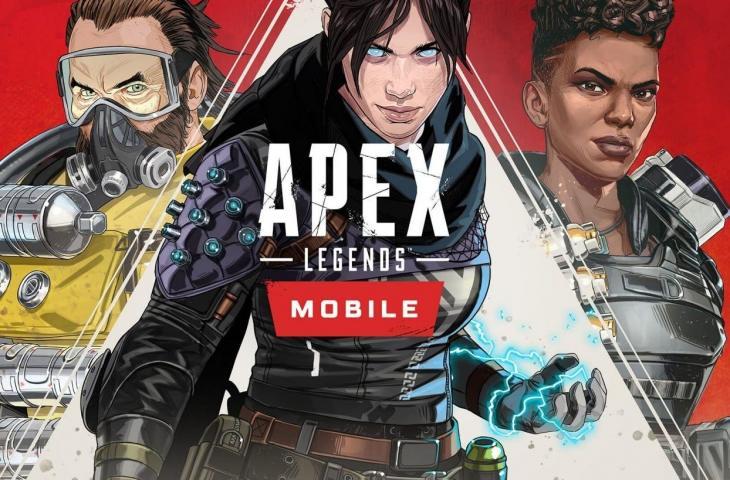 Apex Legends Mobile. (EA)