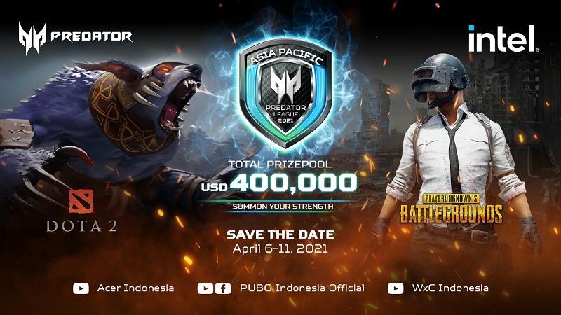 Turnamen Esport Asia-Pacific Predator League