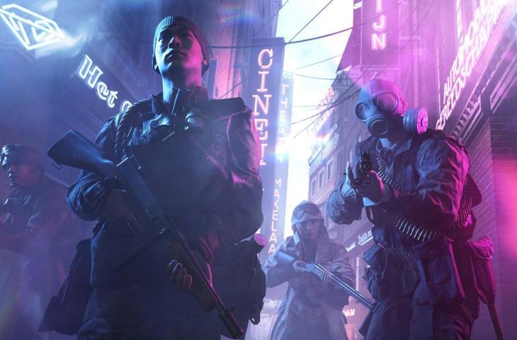 Battlefield V. (EA)