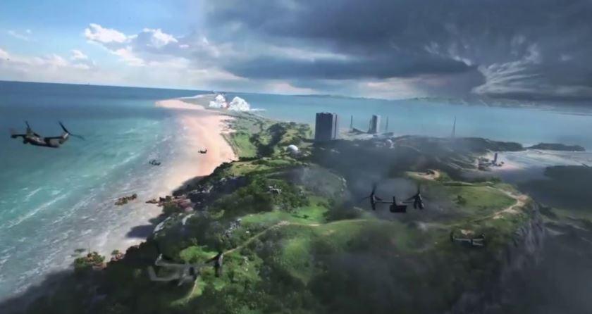 Screenshot yang diduga sebagai Battlefield 6. (Twitter/ _Tom_Henderson_)B