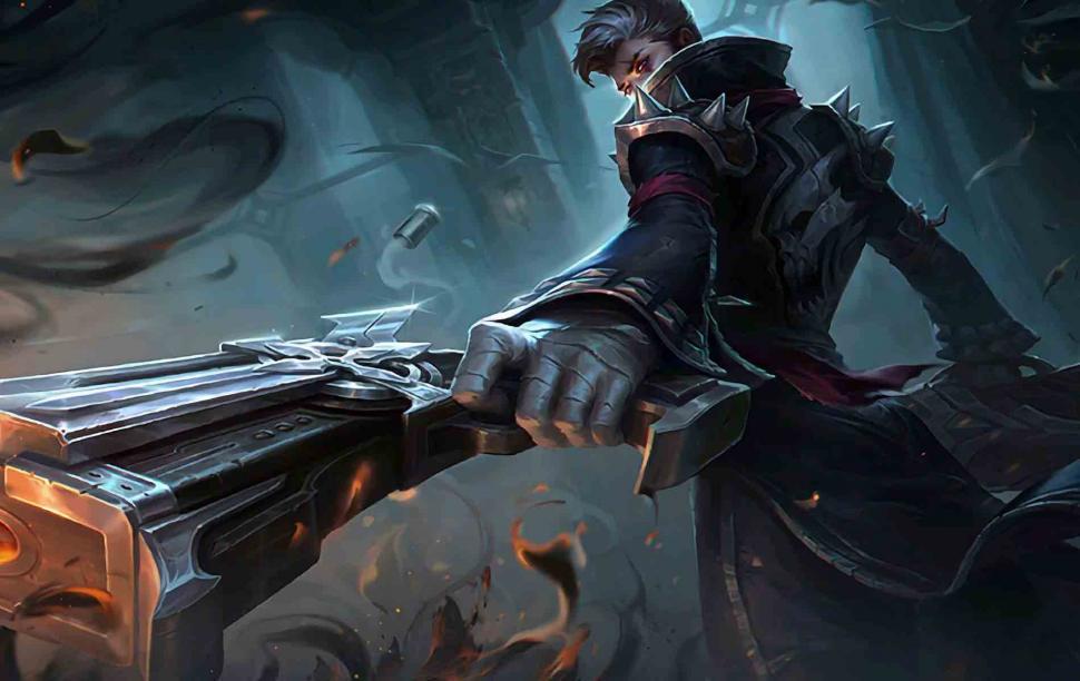 Hero Granger. (Mobile Legends)