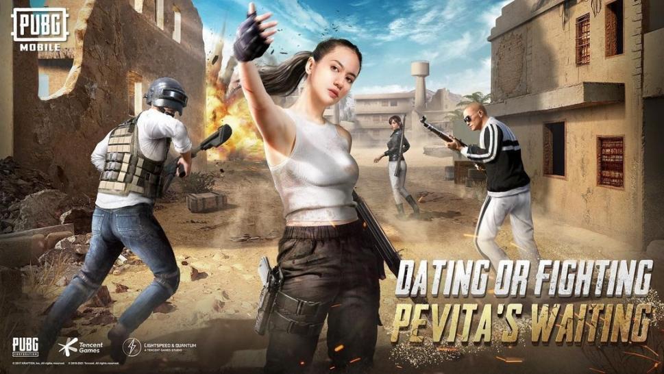 Pevita Pearce jadi Brand Ambassador PUBG Mobile Indonesia. (Instagram/ pevpearce)