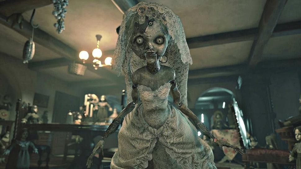 Donna Beneviento. (Resident Evil Fandom)