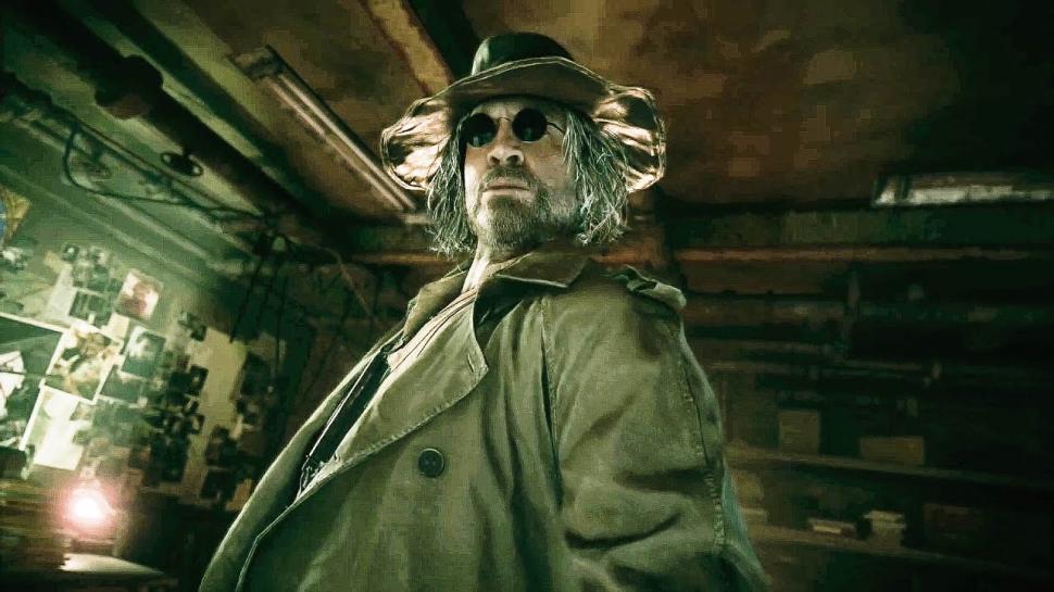 Karl Heisenberg. (Resident Evil Fandom)