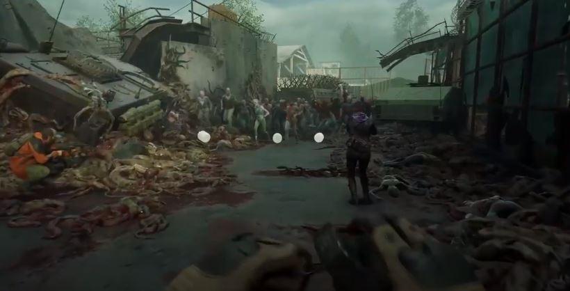 Trailer Back 4 Blood. (YouTube/ Gameragger)