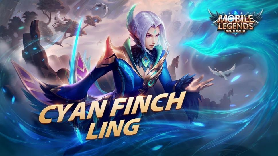 Hero Ling. (Moonton)