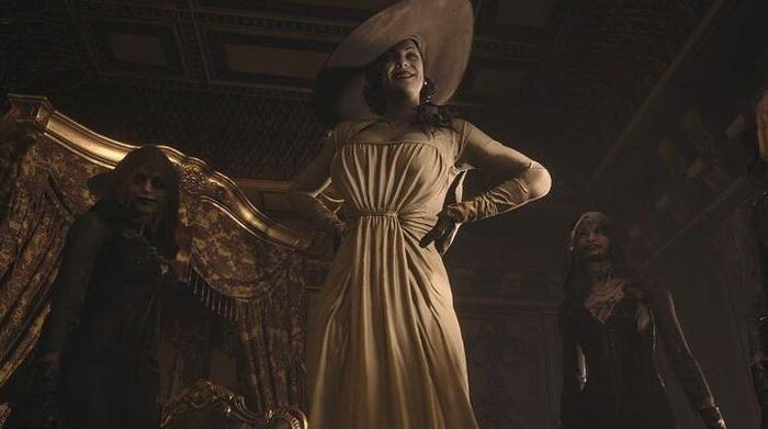 Lady Dimitrescu. (Resident Evil Fandom)