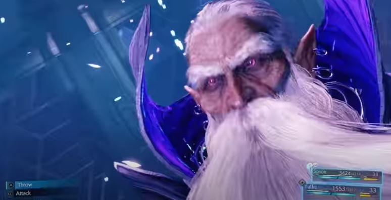 Trailer Final Fantasy VII Remake Intergrade. (YouTube/ FINAL FANTASY)