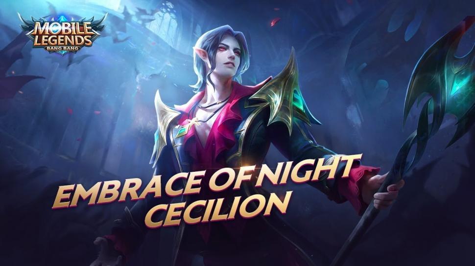 Hero Cecilion Mobile Legends. (Mobile Legends)