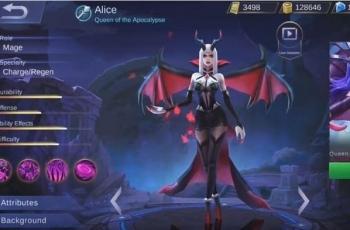 Alice Mobile Legends/Steemit