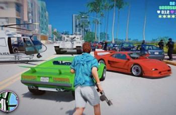 Cheat GTA Vice City. (GameDrop)