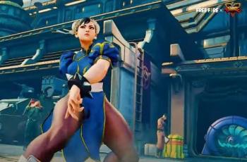 Free Fire bakal berkolaborasi dengan Street Fighter V. (Garena)