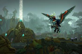 World of Warcraft Burning Crusade Classic - Flying Mounts (Blizzard Entertainment)