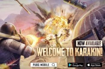 Map Karakin di PUBG Mobile. (PUBG Mobile)