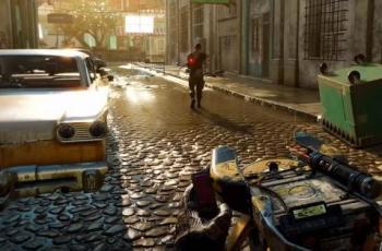 Gameplay Far Cry 6 pamerkan senjata dengan peluru CD. (YouTube/ Ubisoft)