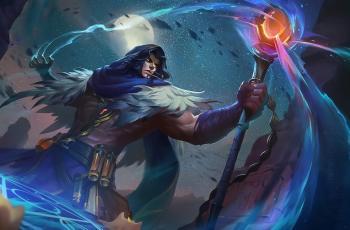Hero Faramis. (Mobile Legends)