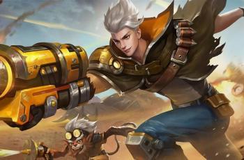 Hero Claude. (Mobile Legends)
