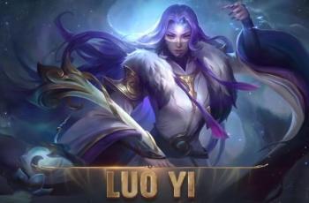 Ilustrasi hero Luo Yi. (YouTube/ Mobile Legends Bang Bang)