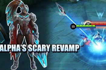 Hero Alpha Mobile Legends versi Revamp. (YouTube/ Elgin)